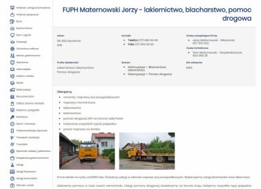 Pomoc drogowa 24H Rzeszów Jerzy