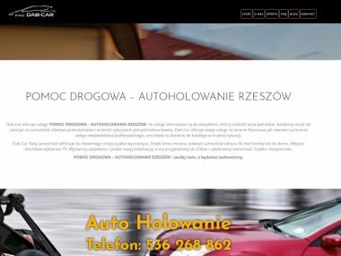 Pomoc Drogowa DAB-CAR Rzeszów