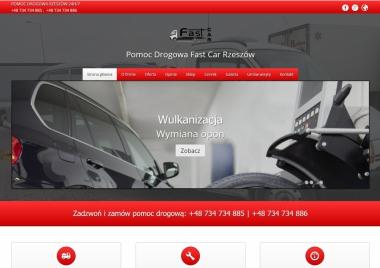 Pomoc drogowa Rzeszów Fast Car