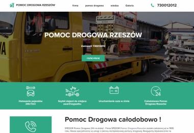 Pomoc Drogowa SPEDOR Rzeszów