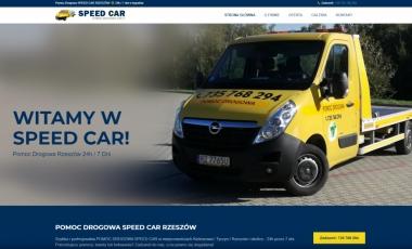 Pomoc drogowa SPEED DAR Rzeszów
